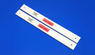 UHF RFID Heat Resistant Tag up to 400°C – Long Range