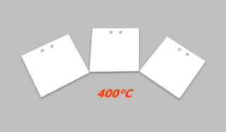UHF RFID Heat Resistant Tag up to 400°C