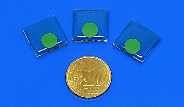 UHF RFID Flexible Tag on Metal - Ladybird