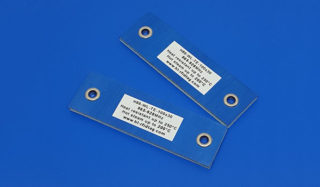 UHF RFID Heat Resistant Tag (For Dry and Wet Environments)