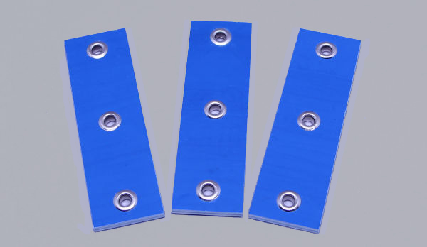 UHF RFID Heat Resistant Tag For Dry and Wet Environments