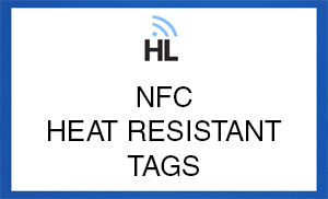 NFC Heat Resistant Tags