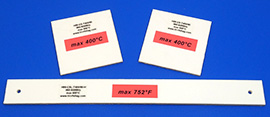 Mix - UHF RFID Heat Resistant Tag up to 400°C