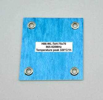 UHF RFID Heat Resistant Tag up to 320°C