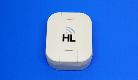 UHF RFID Battery-Assisted Tag Up To 40m